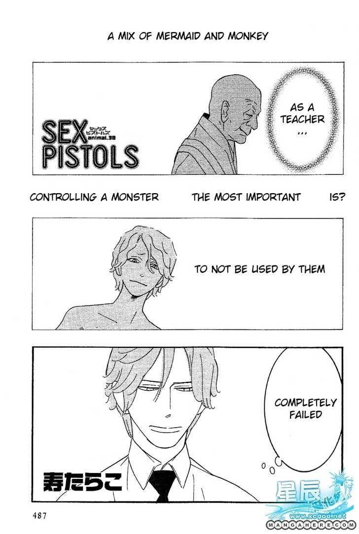 Sex Pistols Vol.6 Ch.38 page 1 at www.Mangago.com